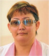 Аскарова Индира Альбертовна